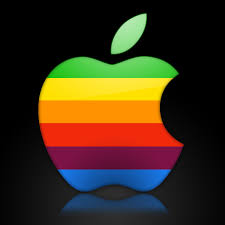 Logo Apple.